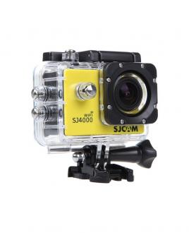 SJCAM SJ4000 WIFI Yellow