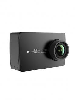 YI 4K Action Camera waterproof case set White