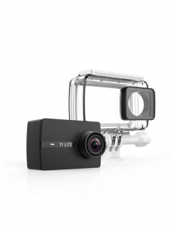 Yi Lite Action Camera waterproof case set