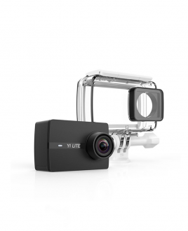 Yi Lite Action Camera waterproof case set
